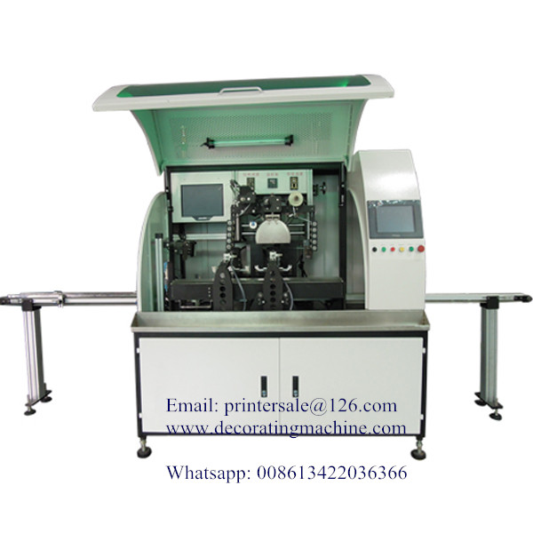 CNC Hot Stamping Machine