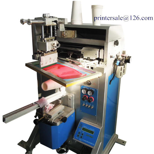 Paper Cup Screen Printing Machine
