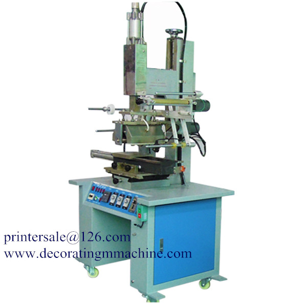 Flat and Round Hot Stamping Printer  2B
