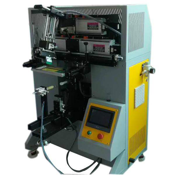 Semi-auto Glass and Plastic CNC Screen Printer